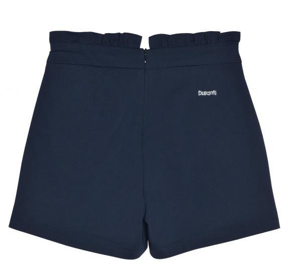Short Wrap Dark Blue