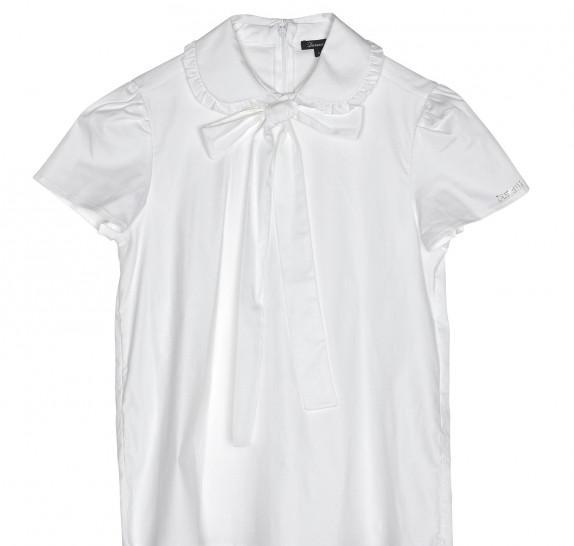 Blouse zipper White