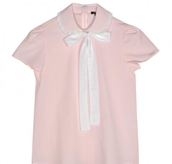 Blouse zipper Light Pink