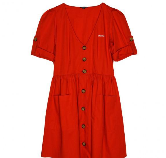 Blousedress Red