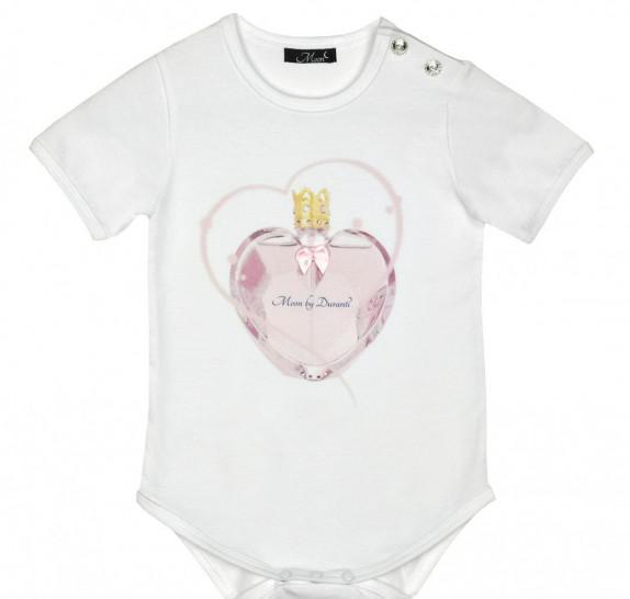 Babyromper - pink perfume
