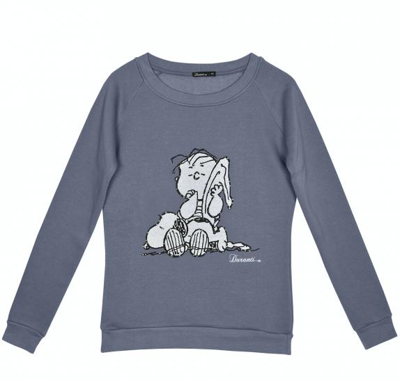 Sweater snoopy & linus